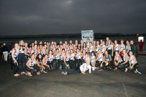 melinda herndon and tri divas in san diego
